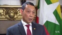 Myanmar's US Ambassador Speaks With VOA