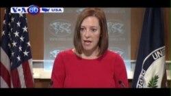 Bà Jen Psaki sẽ làm trưởng phụ trách truyền thông của Tòa Bạch Ốc (VOA60)