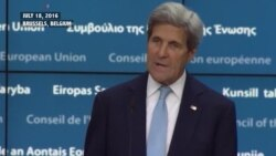Kerry Discusses Turkey Coup