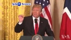VOA60 DUNIYA: Shugaban Amurka Donald Trump Ya Ce Ya Komace Baki 'Yan Gudun Hijira Daga Norway, Ba Daga Lalatatun Kasashen Afirka Ba
