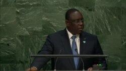 Discours de Macky Sall lors de l'Assemblée générale des Nations Unies 2015