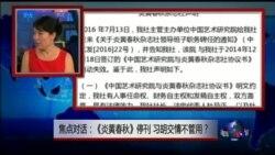 VOA卫视(2016年7月23日 第一小时节目 焦点对话 完整版(重播))