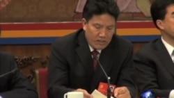 西藏自治区当局的统战部长洛桑江村谈自焚事件