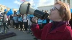 Аборты снова в центре общественных дебатов в США