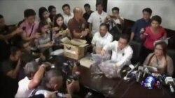 菲律宾逮捕试图袭击中国目标的三名男子