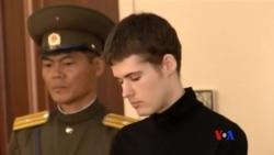 2014-09-14 美國之音視頻新聞: 北韓判處一美國公民六年勞動教養