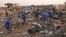 烏克蘭播出客機被擊落前通訊錄音後伊朗停止分享墜毀信息