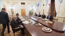 Visita de Assad a Putin