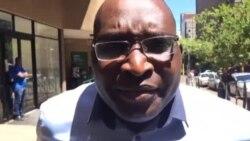 Gabriel Shumba of the Zimbabwe Exiles Forum Unhappy Over BVR Proccess