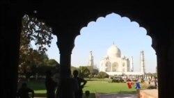 ဗိသုကာလက္ရာေျမာက္ Taj Mahal