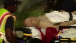 美國眾議院共和黨黨鞭斯卡利斯遭槍擊(粵語)