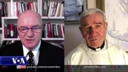 Intervistë me famullitarin e kishës Zoja Pajtore në Miçigan