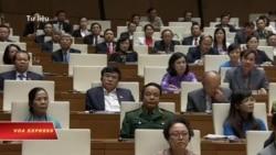 Việt Nam tính hoãn thi hành bộ luật hình sự mới