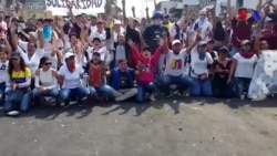 Venesuelada mətbuata basqılar güclənir