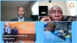 Prof Ekwalanga azokoma Kin mpo na kosala na Dr. Munynagi na basusu na bitumba na COVID19