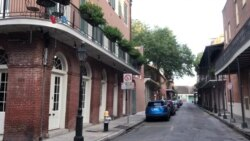 Warung VOA: Cak Supri Mlaku-mlaku Nang New Orleans
