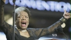 Maya Angelou, Legendary American Author and Poet, Dies at 86
