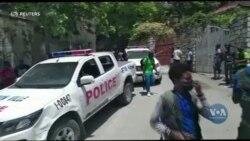 Поліція Гаїті застрелила чотирьох і затримала ще двох чоловіків, яких підозрюють у вбивстві президента країни. Відео