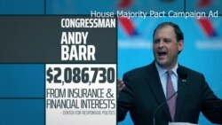 House Majority Pact Ad Against US Rep Barr