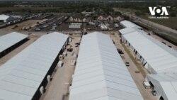 Як наплив нелегалів змінив життя прикордонного містечка у Техасі. Відео