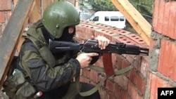 Дагестан: погиб офицер МВД, уничтожены его возможные убийцы