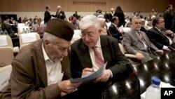 Con esta elección, Iraq cuenta ahora con un presidente kurdo, un primer ministro chiita y un presidente del Parlamento sunita.