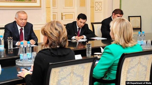 AQSh-O'zbekiston muzokaralari, 2-dekabr, 2010, Toshkent