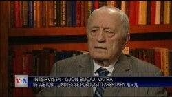 Arshi Pipa në kujtimet e aktivistit Buçaj