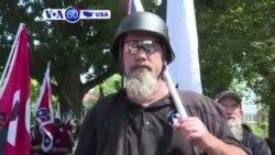 Manchetes Americanas 14 Agosto: Mike Pence condenou os grupos de extrema direita que organizaram manifestação em Charlottesville, Virgínia