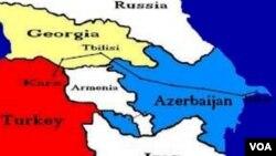 Bakı-Tbilisi-Qars dəmir yolu layihəsi