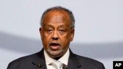 Ismaaciil Cumar Geelle réélu président de Djibouti