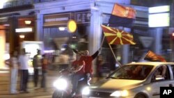 Груевски: Народот покажа дека сака политичка гарнитура која држи до зборот