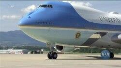 Президент США Джозеф Байден прибув до Женеви, де 16 червня у нього запланована зустріч з Путіним. Відео