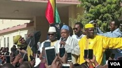 Mali: tchie Mousoya kalan li hakilina dabila, mali djamana gnemogow fe, Kadiatou Traore ye djamana denw ka hakilina ta akan.