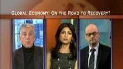 "On the Line ""Global Economy: On the Road to Recovery"""