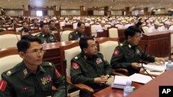 Burma Parliment