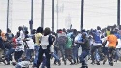 شاهدان: سربازان ساحل عاج يکی از معترضان را کشتند