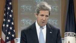 State Dept. Human Rights Report: Murder in Syria, Progress in Burma