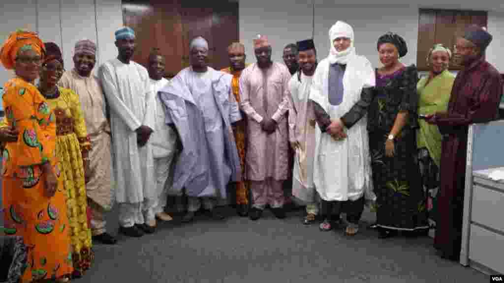 Bikin cika shekaru 75: Ma'aikatan Sashen Hausa