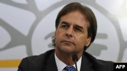 Luis Lacalle Pou resultó electo a la presidencia de Uruguay el 24 de noviembre de 2019.