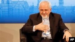 El canciller iraní, Mohamad Javad Zarif, dijo que su país tiene la voluntad de lograr un acuerdo nuclear a largo plazo.