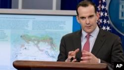 미국의 브렛 맥거크 ISIL 소탕을 위한 연합군 특사 (자료사진)