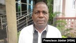 Tomé José, administrador do Distrito de Nhamatanda
