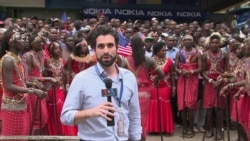 On the Scene - VOA's Gabe Joselow in Nairobi