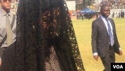 Umfelokazi uGrace Mugabe.