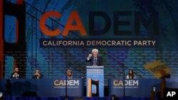 Берні Сандерс у Каліфорнії, 2 червня 2019 року
