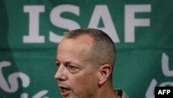 Командующий войсками США и НАТО в Афганистане Джон Аллен