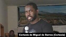 Miguel de Barros, sociólogo