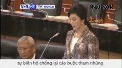 Cựu Thủ tướng Thái Lan tự biện hộ trước cáo buộc tham nhũng (VOA60)