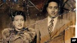Henrietta Lacks shortly after her move with husband David Lacks from Clover, Virginia to Baltimore, Maryland in the early 1940s.